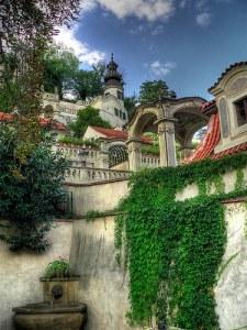 Czech Palace Gardens