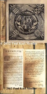 Old Latin Text