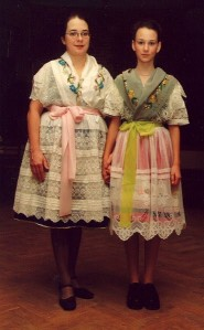 Sorbian National Costumes