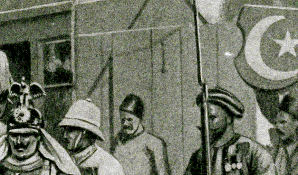Kaiser Wilhelm II in Jerusalem