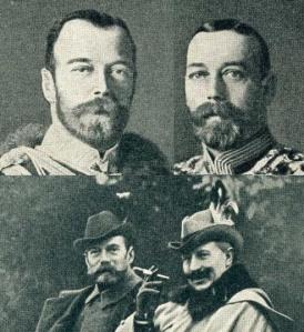 Kaiser - Tsar - Emperor