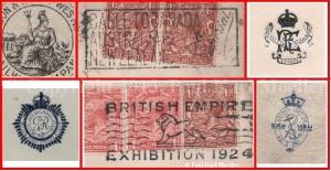 Symbols of the British Empire
