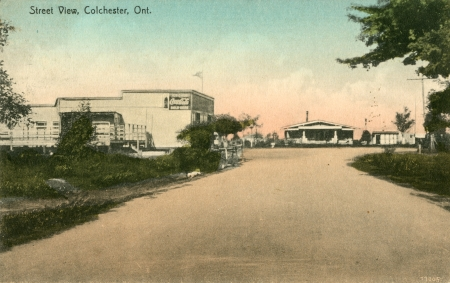 Showing Colchester in the Early 20th Century