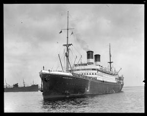 Ship : President Wilson