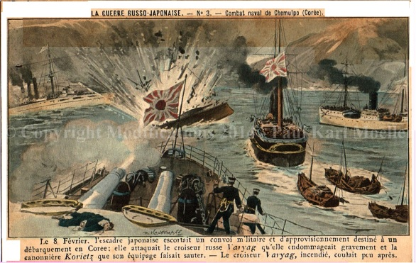 Chemulpo Sea Battle