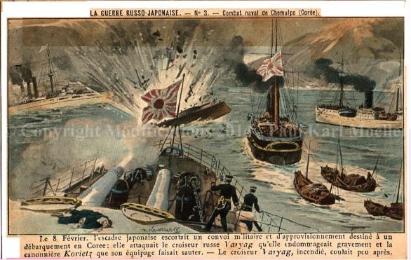 Chemulpo Sea Battle