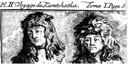Kamchatka headgear